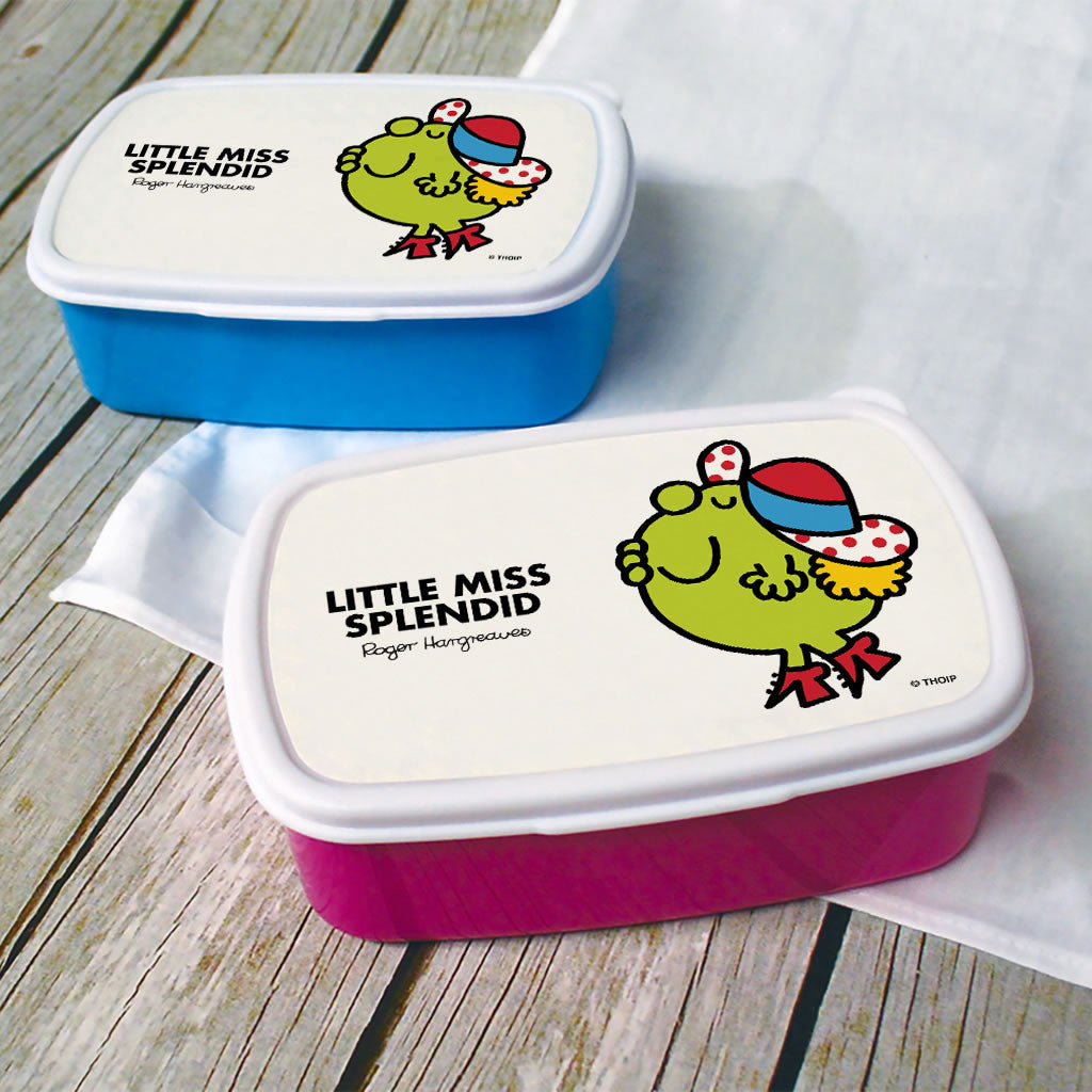 Little Miss Splendid Lunchbox (Lifestyle)