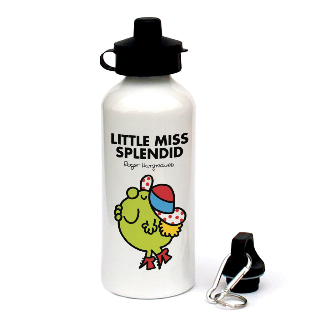 Little Miss Splendid Water Bottle