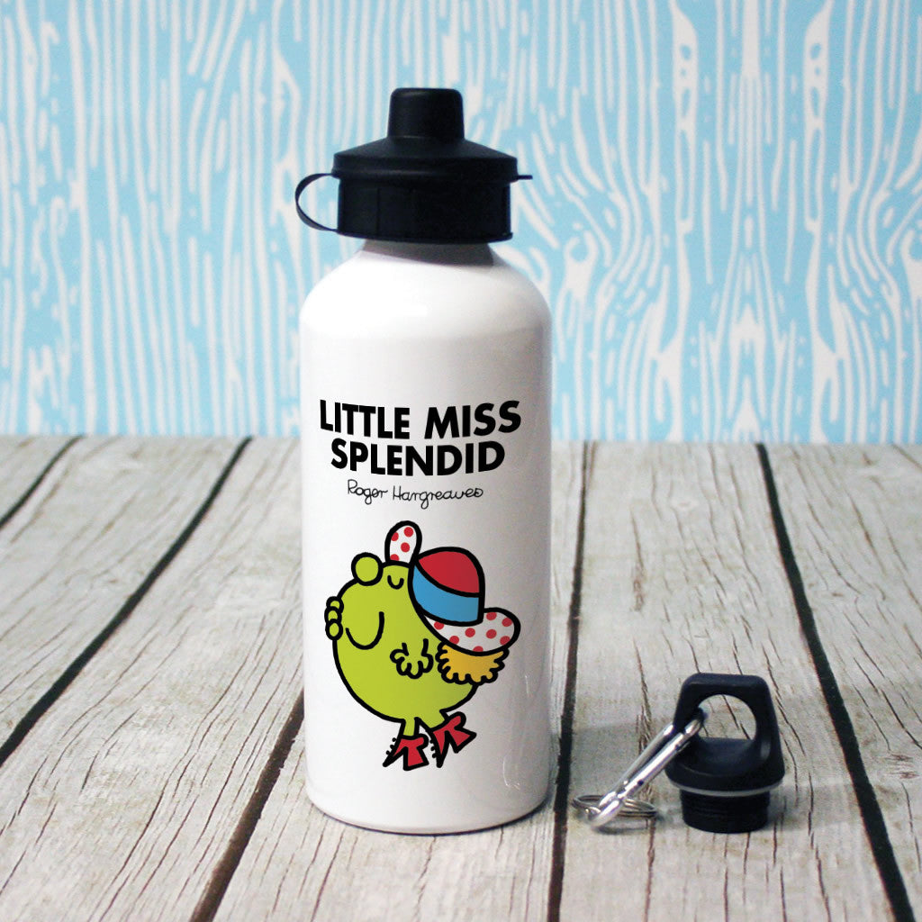 Little Miss Splendid Water Bottle (Lifestyle)