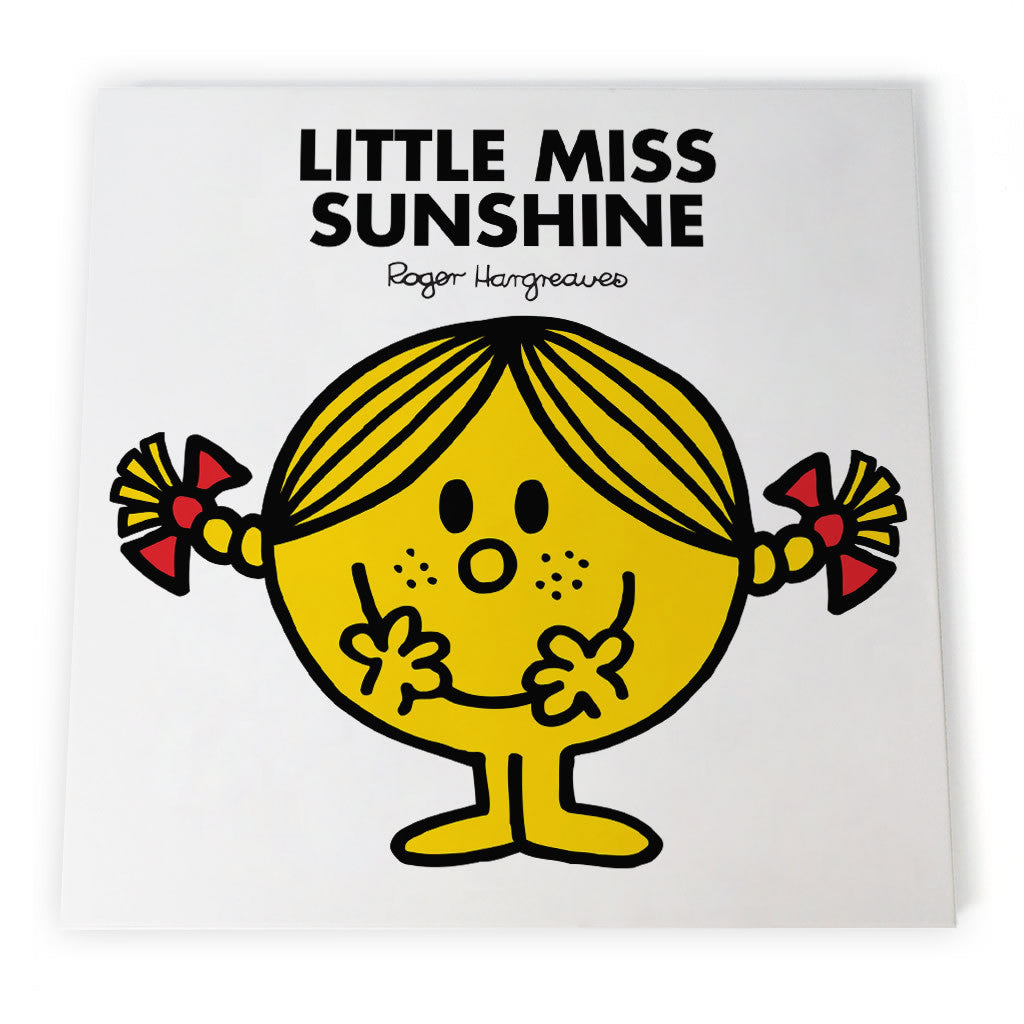 Little Miss Sunshine Canvas
