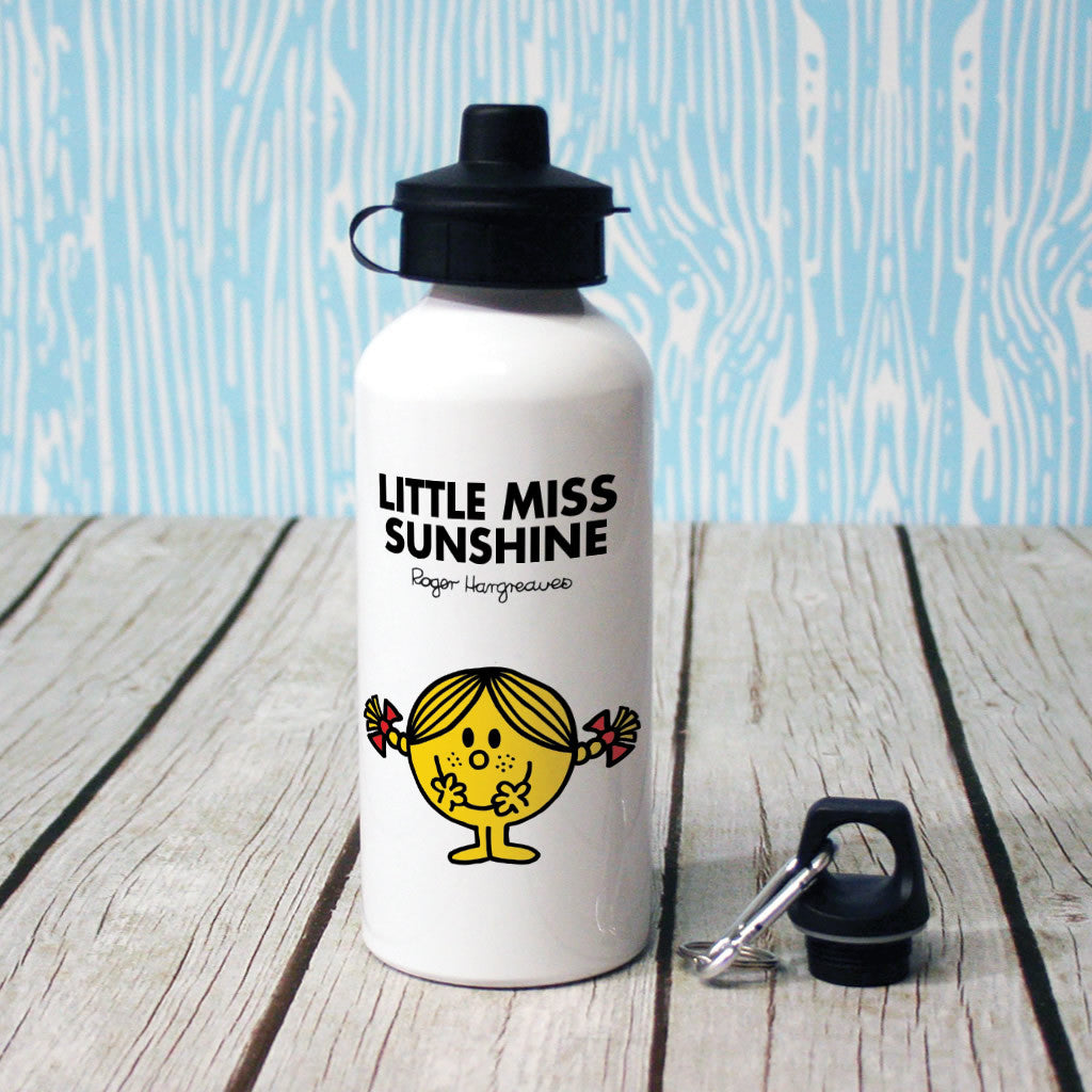 Little Miss Sunshine Water Bottle (Lifestyle)