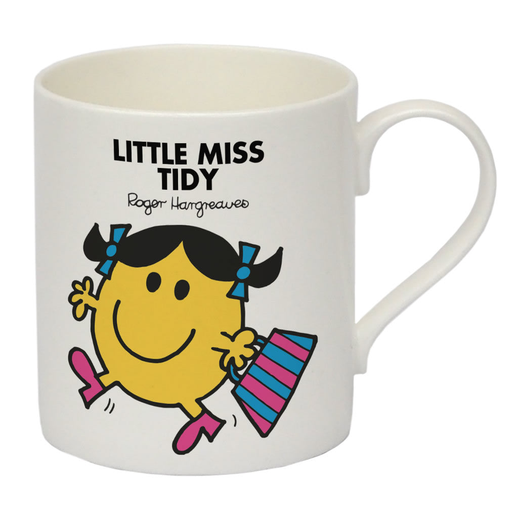 Little Miss Tidy Bone China Mug