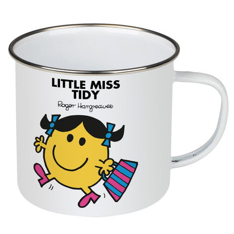 Little Miss Tidy Children's Mug
