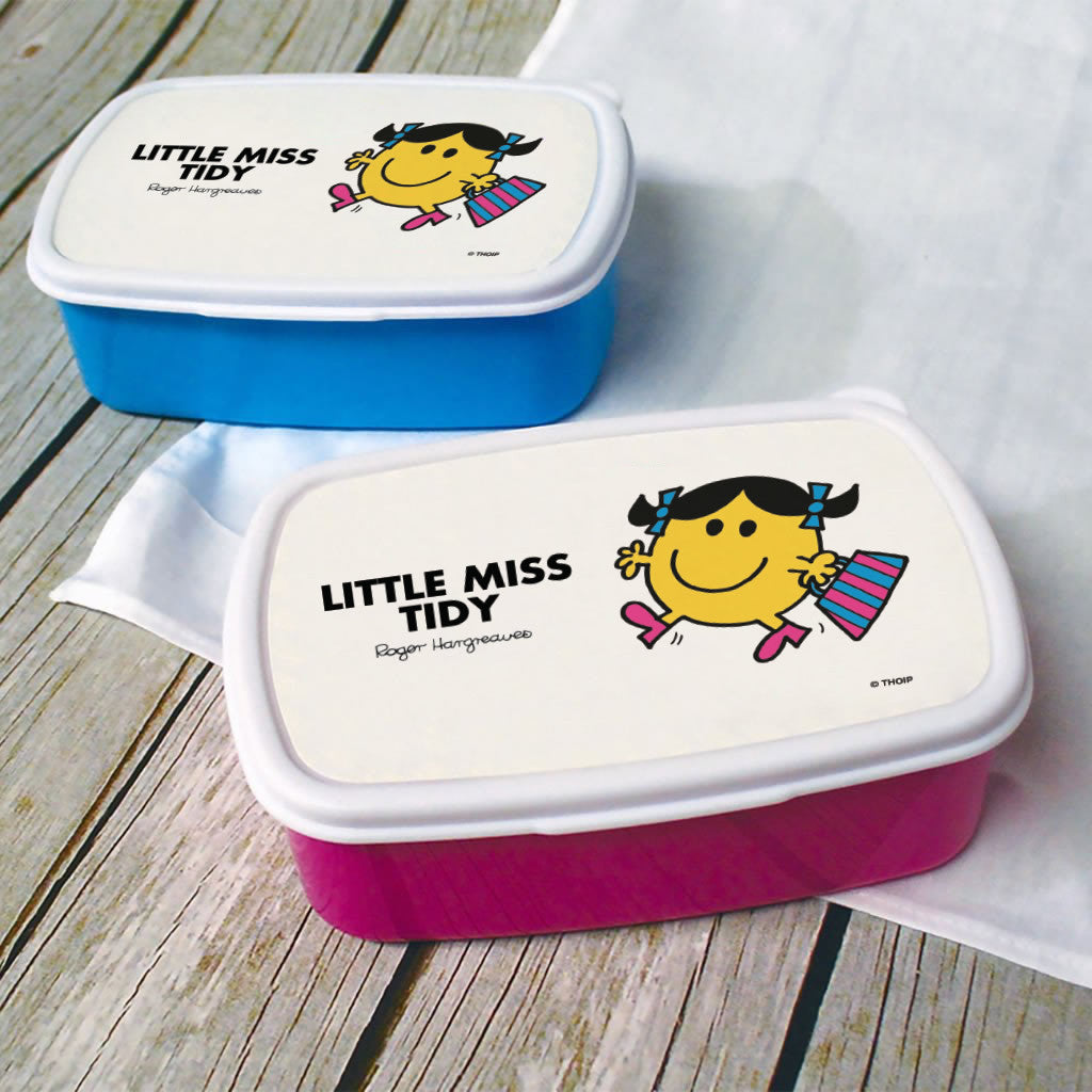 Little Miss Tidy Lunchbox (Lifestyle)