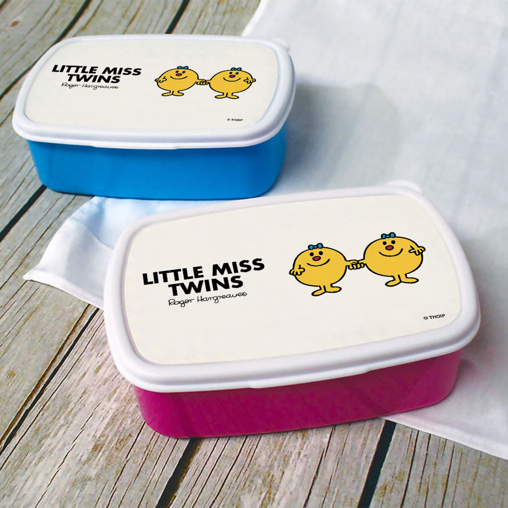 Little Miss Twins Lunchbox (Lifestyle)