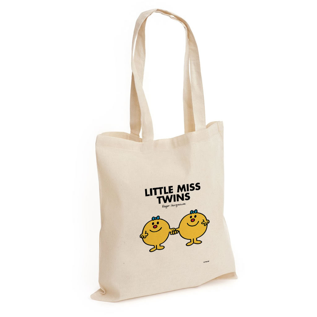 Little Miss Twins Long Handled Tote Bag