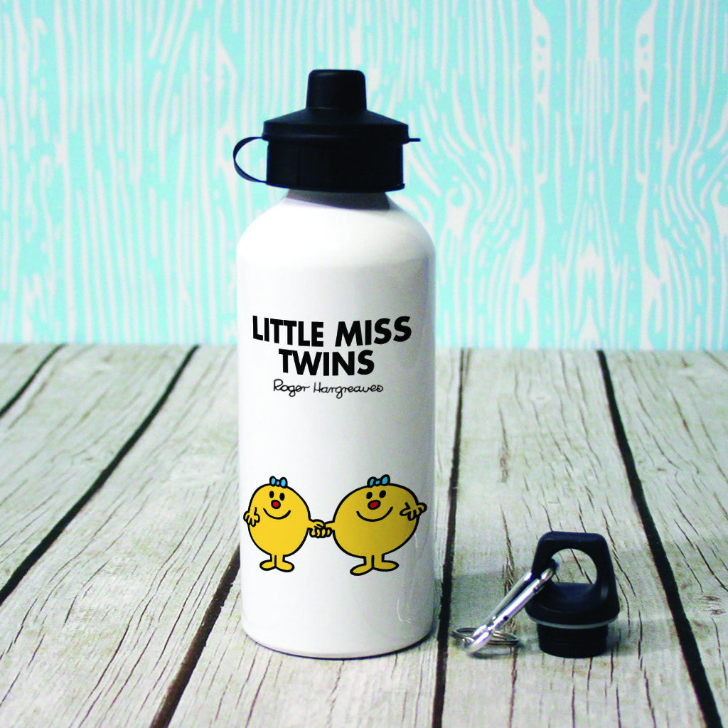 Little Miss Twins Water Bottle (Lifestyle)