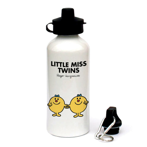 Little Miss Twins Water Bottle