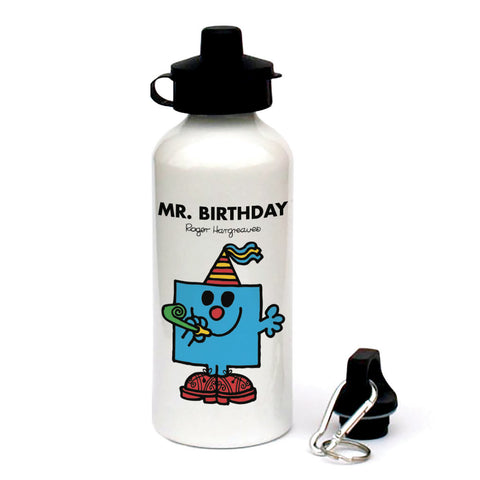 Mr. Birthday Water Bottle