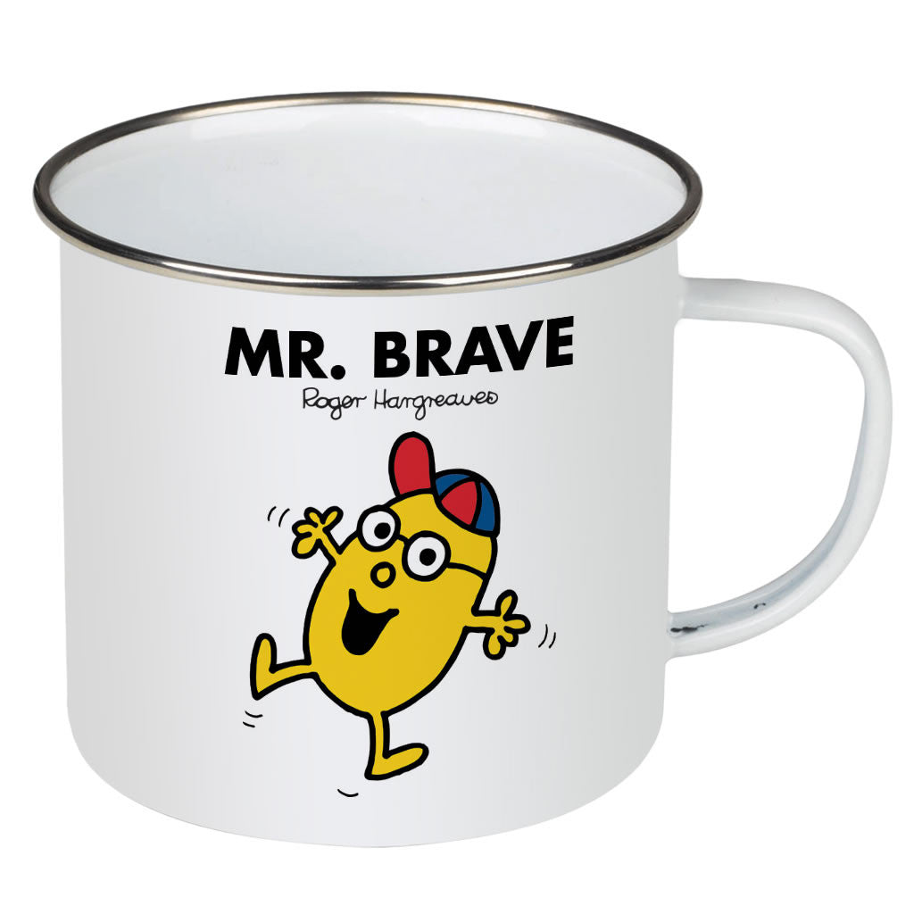 Mr. Brave Children's Mug