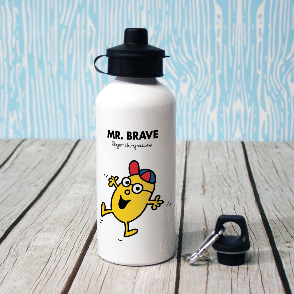 Mr. Brave Water Bottle (Lifestyle)