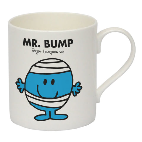 Mr. Bump Bone China Mug