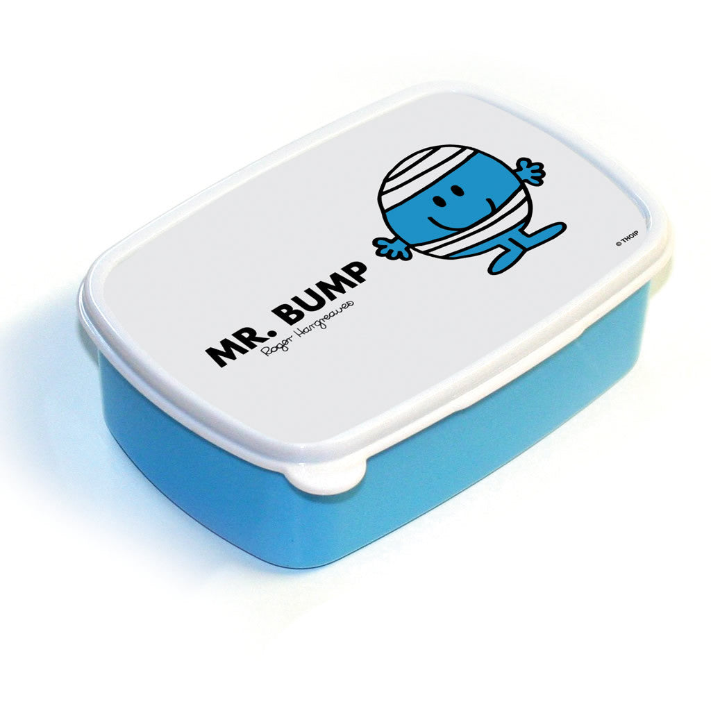 Mr. Bump Lunchbox (Blue)