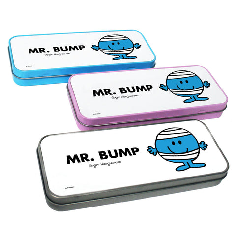 Mr. Bump Pencil Case Tin