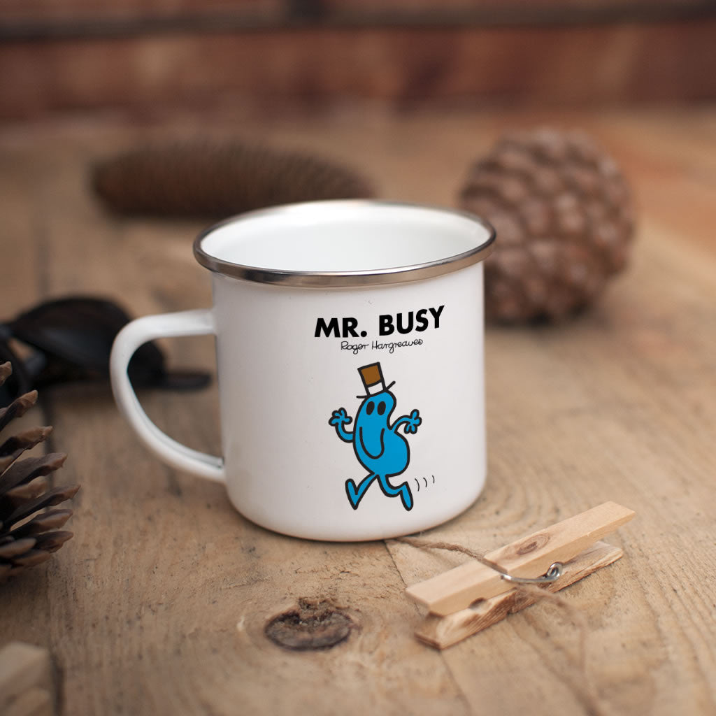 Mr. Busy Children's Mug (Lifestyle)