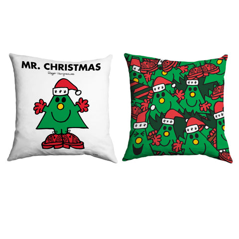 Mr. Christmas Micro Fibre Cushion