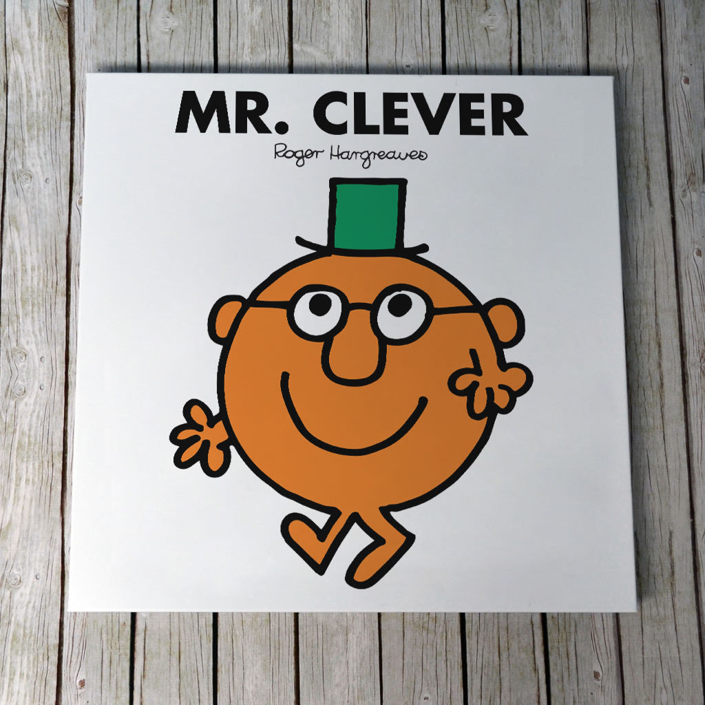 Mr. Clever Canvas (Lifestyle)