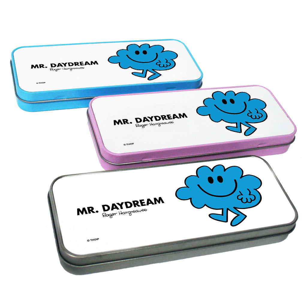 Mr. Daydream Pencil Case Tin