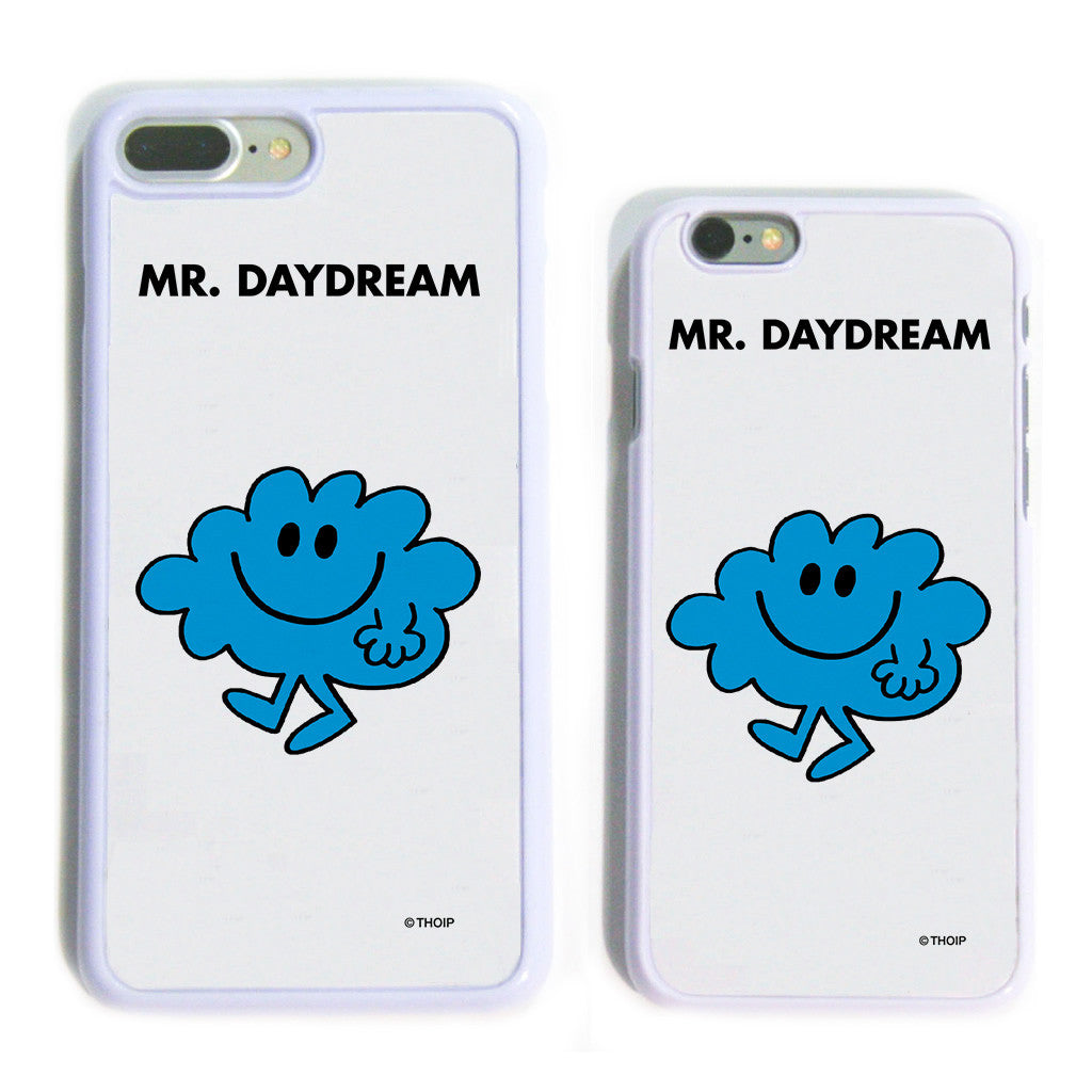 Mr. Daydream White Phone Case