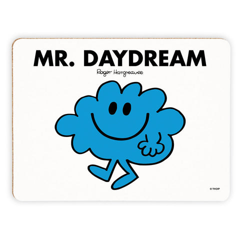 Mr. Daydream Cork Placemat