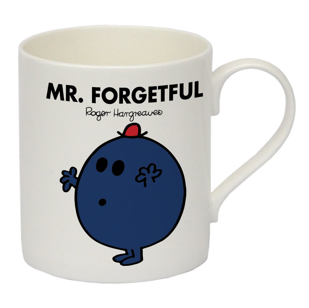 Mr. Forgetful Bone China Mug