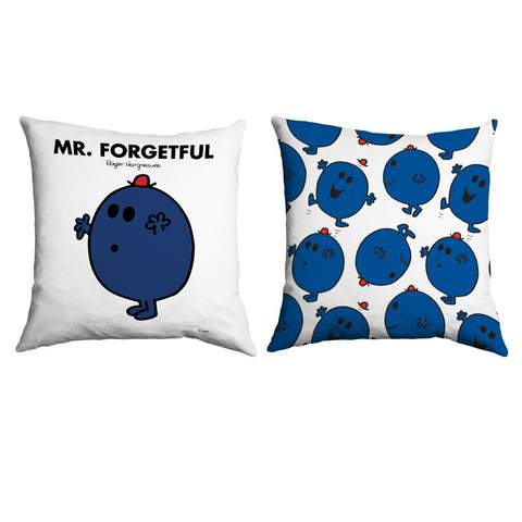 Mr. Forgetful Micro Fibre Cushion