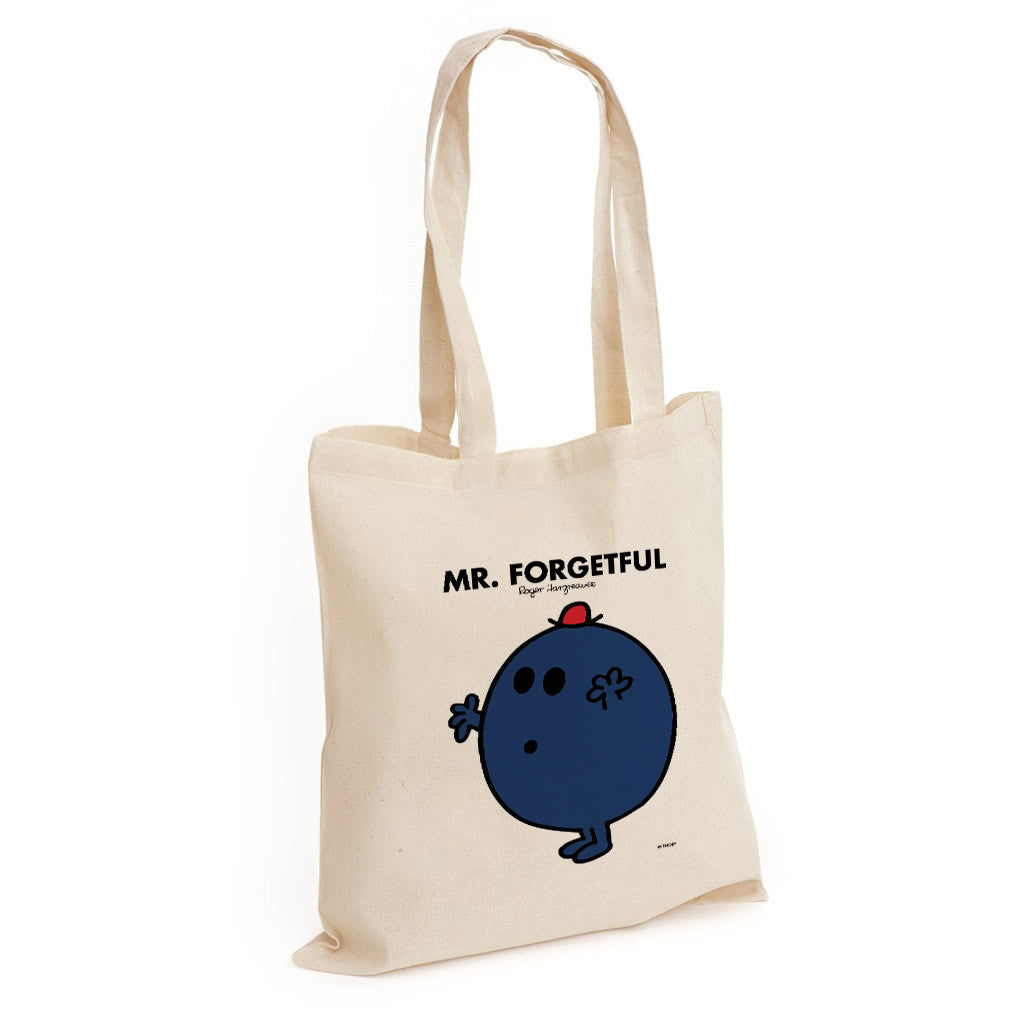 Mr. Forgetful Long Handled Tote Bag