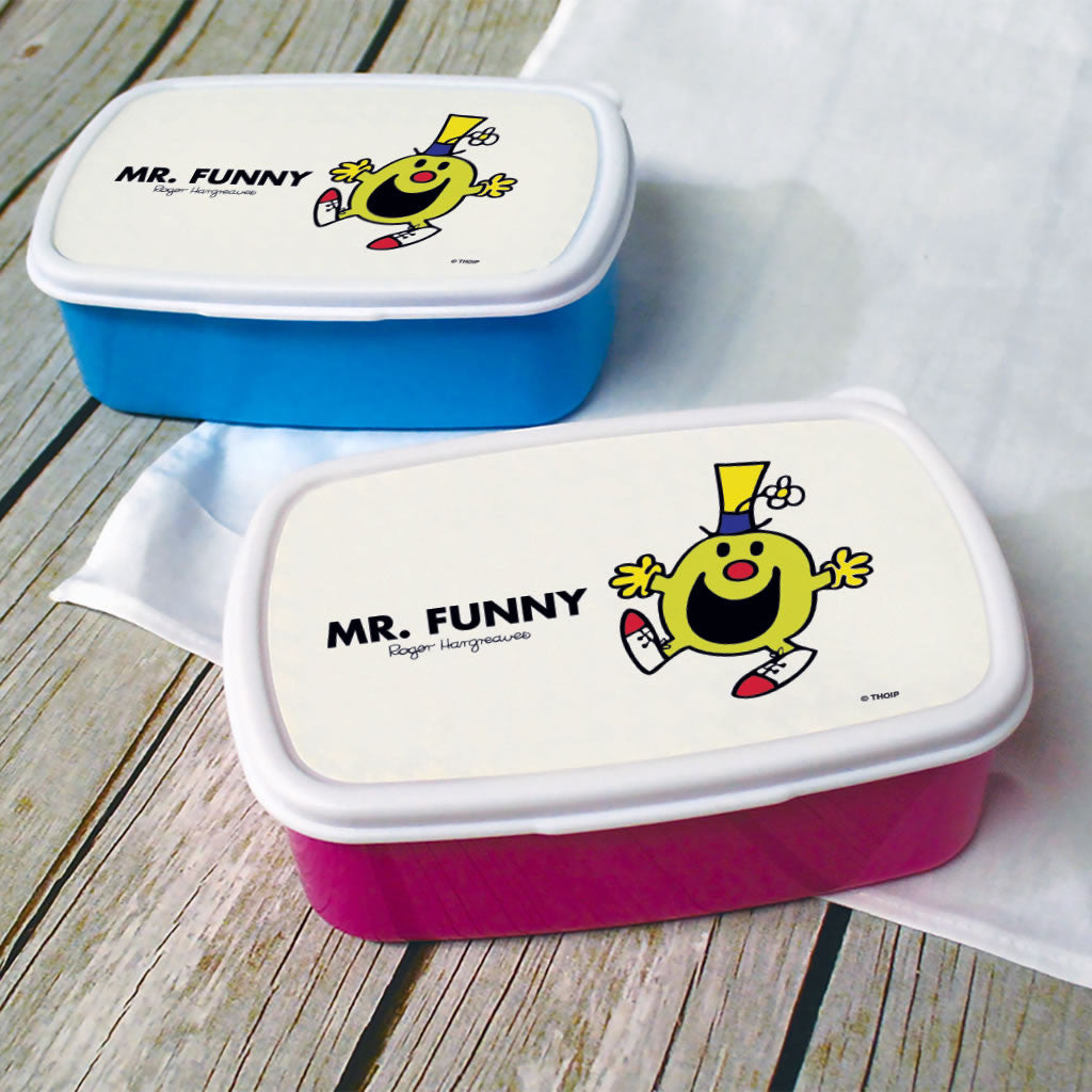 Mr. Funny Lunchbox (Lifestyle)