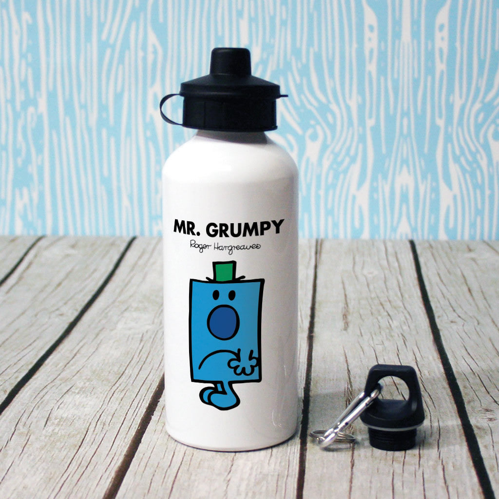 Mr. Grumpy Water Bottle (Lifestyle)