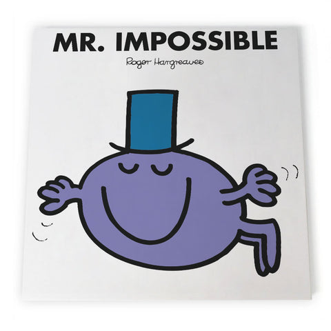 Mr. Impossible Canvas