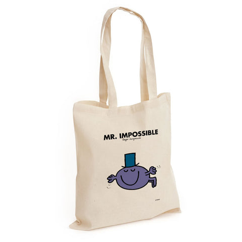 Mr. Impossible Long Handled Tote Bag