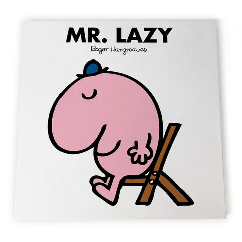 Mr. Lazy Canvas