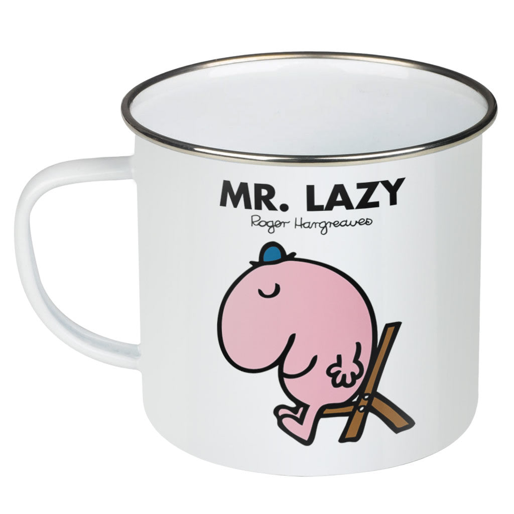 Mr. Lazy Children's Mug