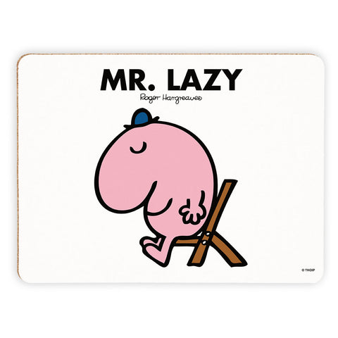 Mr. Lazy Cork Placemat
