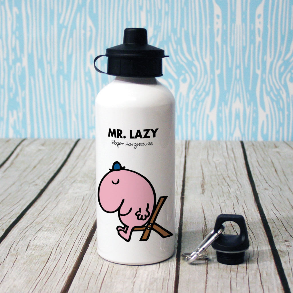 Mr. Lazy Water Bottle (Lifestyle)