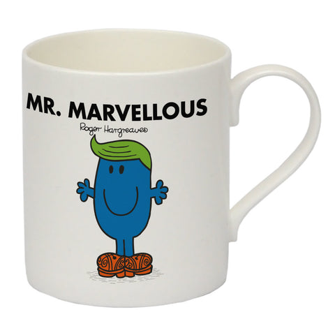 Mr. Marvellous Bone China Mug