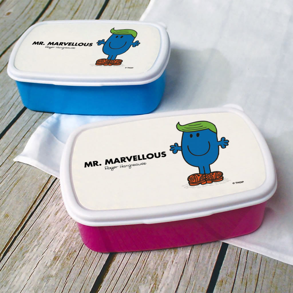 Mr. Marvellous Lunchbox (Lifestyle)
