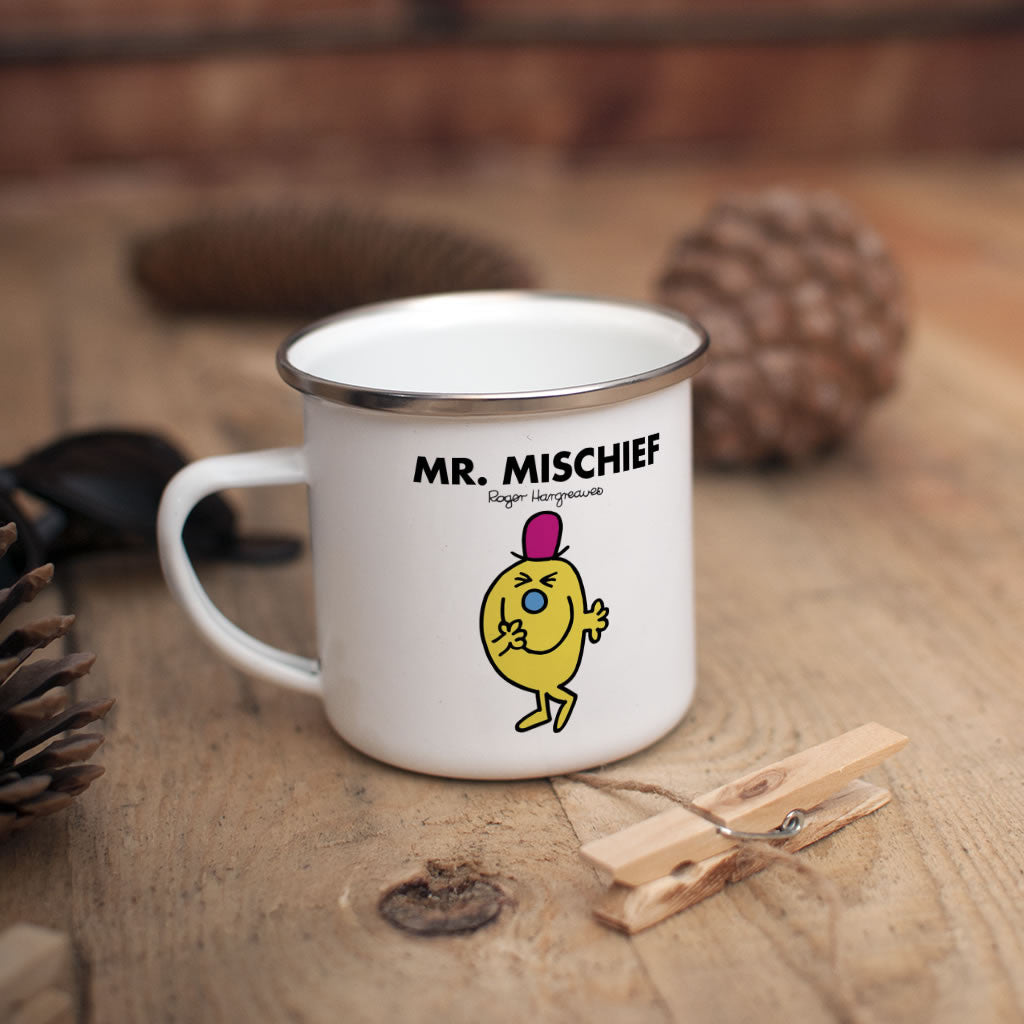 Mr. Mischief Children's Mug (Lifestyle)