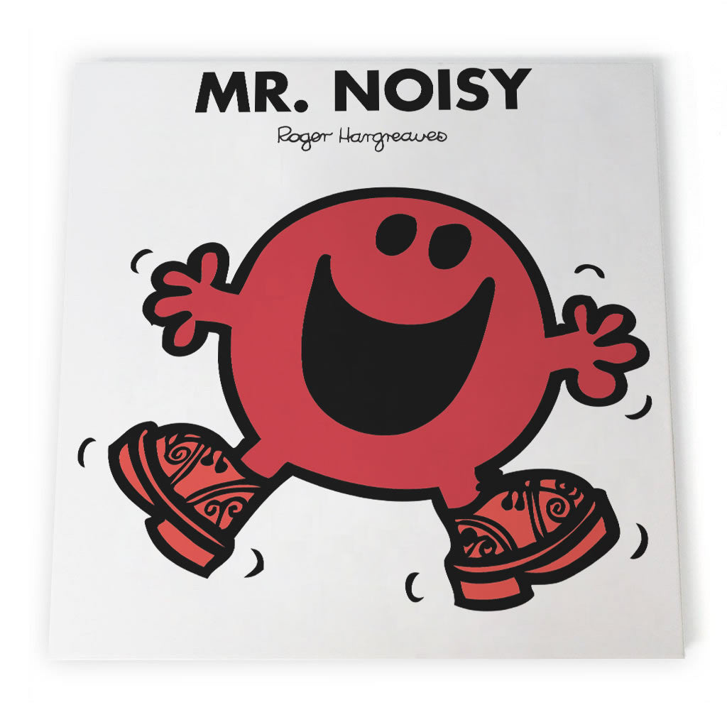 Mr. Noisy Canvas