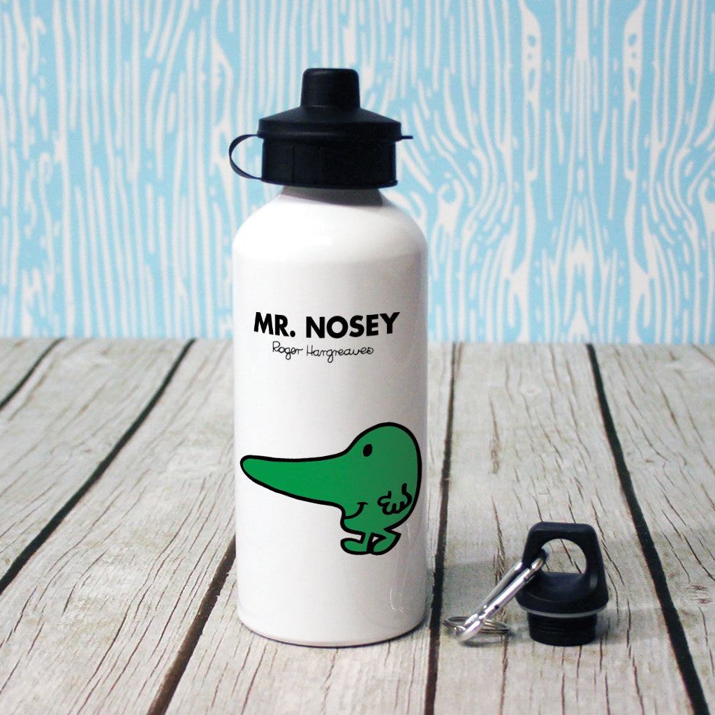 Mr. Nosey Water Bottle (Lifestyle)