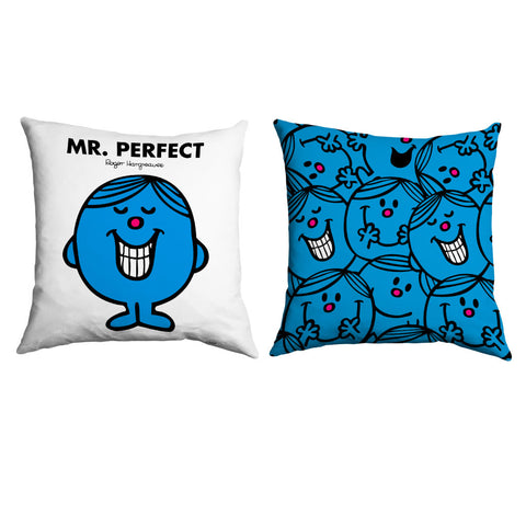 Mr. Perfect Micro Fibre Cushion