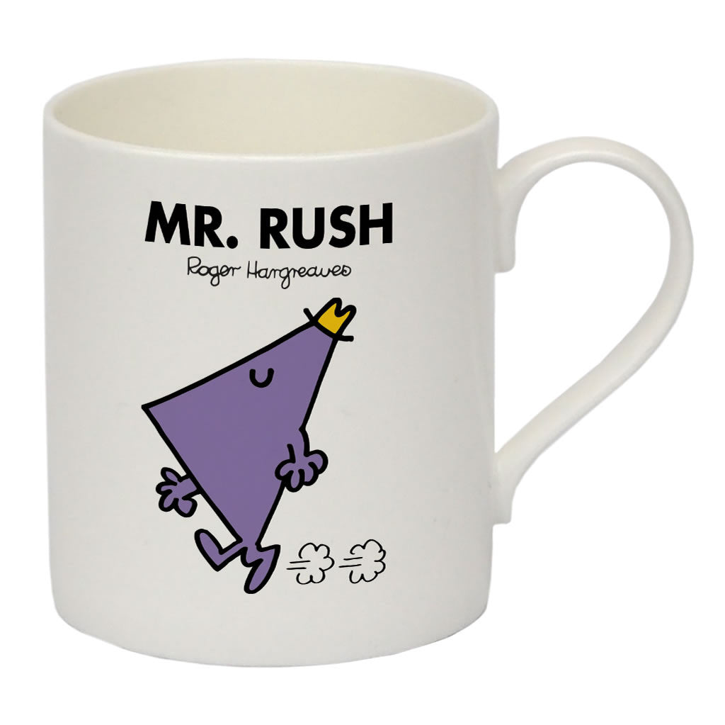 Mr. Rush Bone China Mug