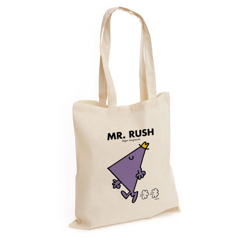 Mr. Rush Long Handled Tote Bag