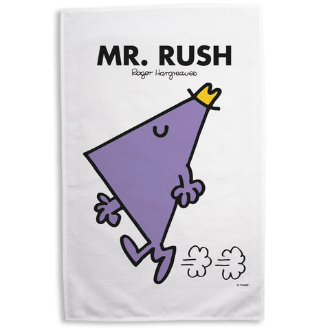 Mr. Rush Tea Towel
