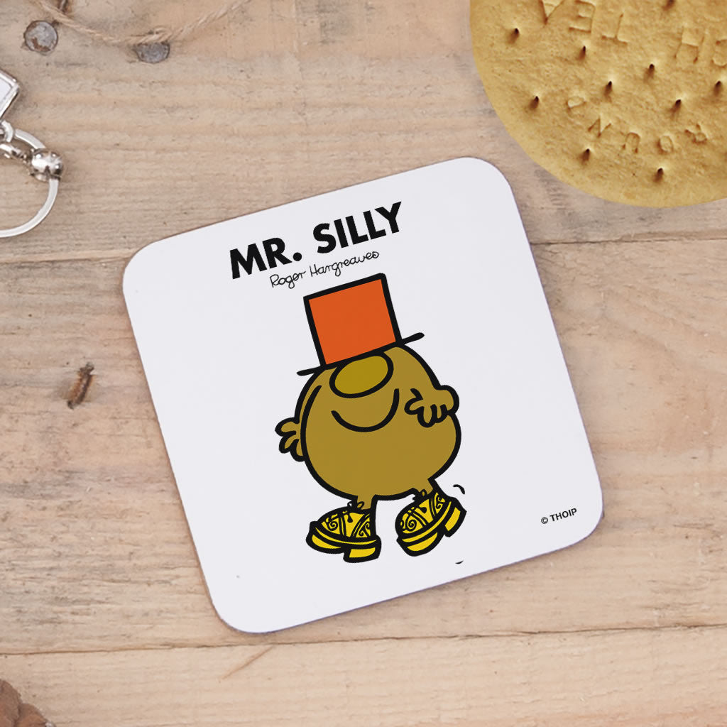 Mr. Silly Cork Coaster (Lifestyle)