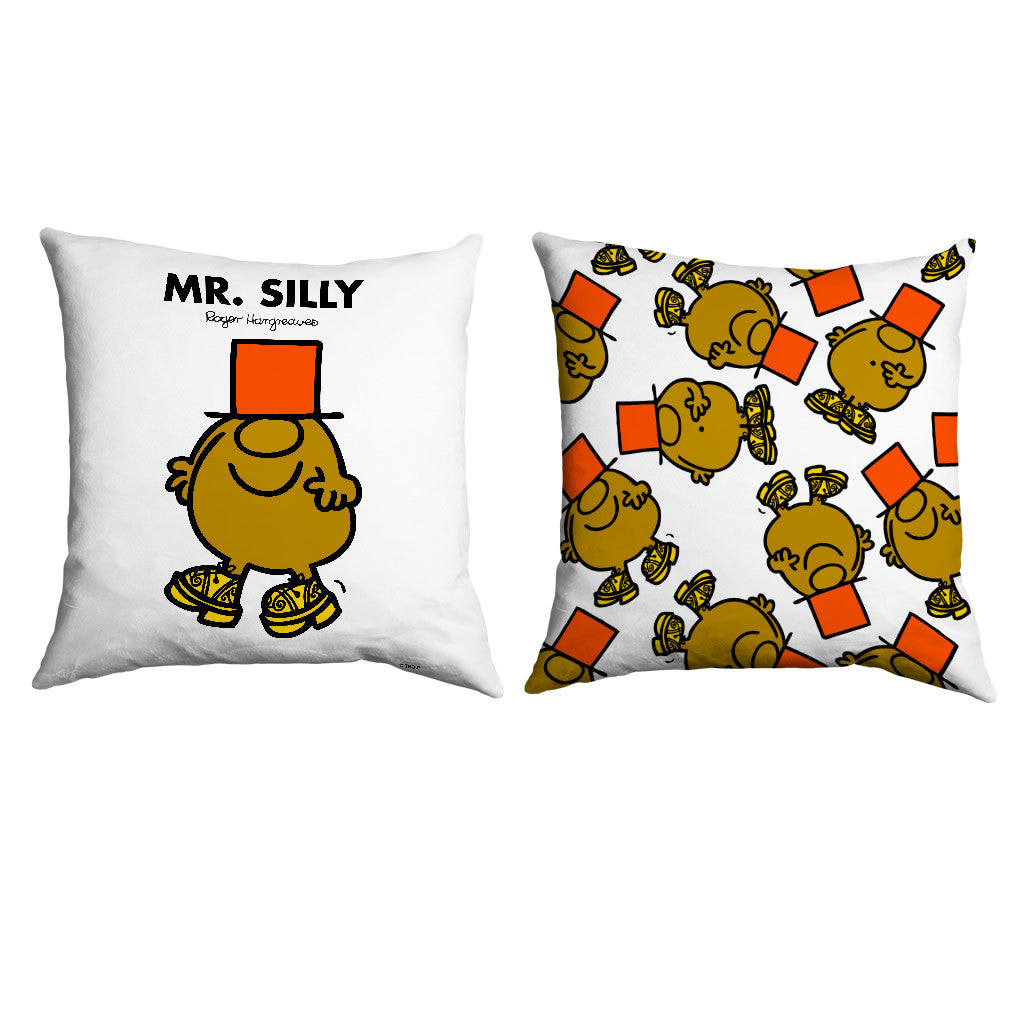 Mr. Silly Micro Fibre Cushion