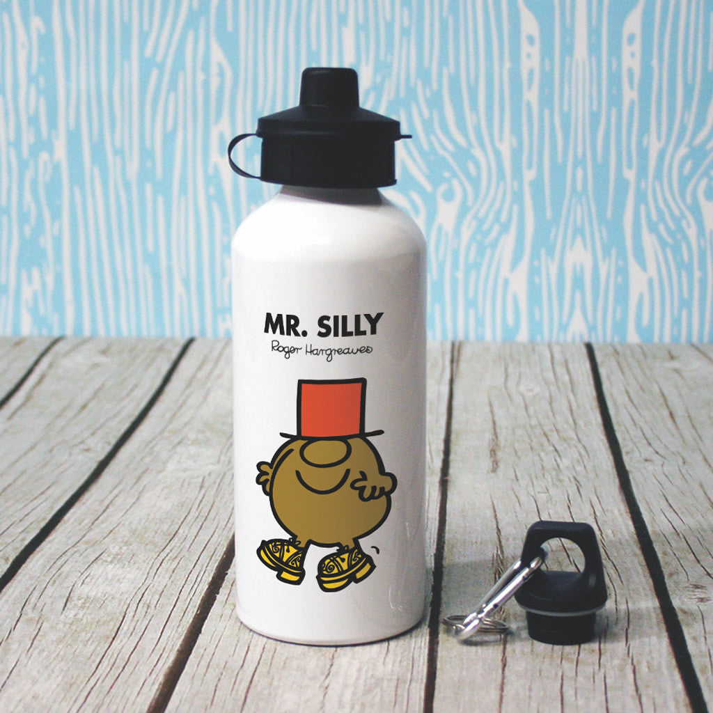 Mr. Silly Water Bottle (Lifestyle)