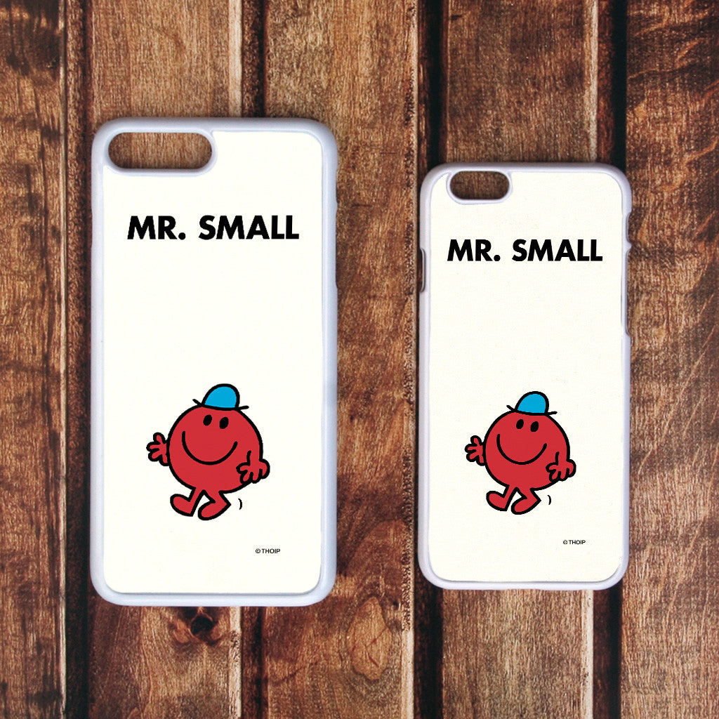 Mr. Small White Phone Case (Lifestyle)