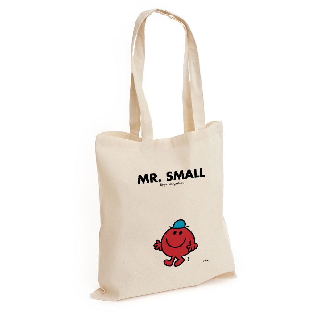 Mr. Small Long Handled Tote Bag