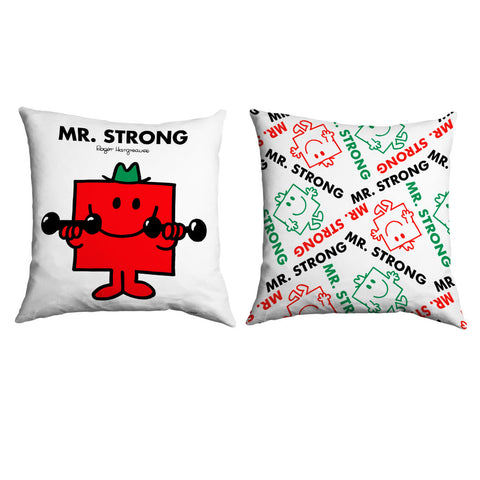 Mr. Strong Micro Fibre Cushion
